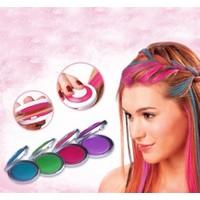 Bundera Rengarenk Saçlar İçin Saç Tebeşiri Hot Huez