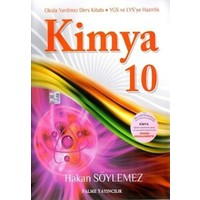 10. Sınıf Kimya Konu Anlatımlı Palme Yayıncılık