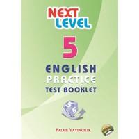 5. Sınıf Next Level English Practice Test Booklet Palme Yayınları