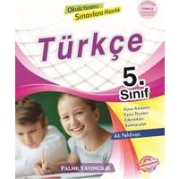 5.Sınıf Türkçe Konu Anlatımlı Palme Yayınları