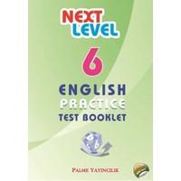 6. Sınıf Next Level English Practice Test Booklet Palme Yayınları