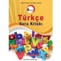 6.Sınıf Türkçe Soru Bankası Palme Yayınları