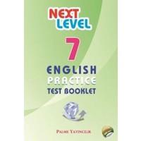 7. Sınıf Next Level English Practice Test Booklet Palme Yayınları