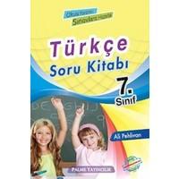 7. Sınıf Türkçe Soru Kitabı Palme Yayınları