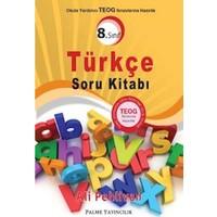 8. Sınıf Türkçe Soru Kitabı Palme Yayıncılık