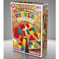 KS Games Renkler Şekiller Colors & Shapes