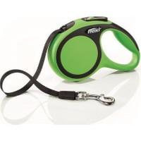 Flexi New Comfort 3M Şerit XS Otomatik Köpek Gezdirme Tasması Yeşil