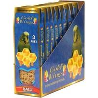 Gold Wings Muhabbet Kuşları İçin Ballı Kraker 3'lü
