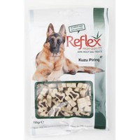 Reflex Semi Moist Kuzu Pirinçli Köpek Ödül Maması 150 Gr
