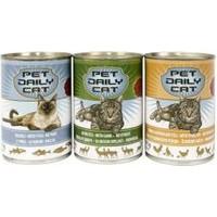 Pet Daily Cat Balıklı Kedi Konservesi 415 Gr