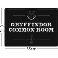 candleNmore Harry Potter / Özel Tasarım Metal Duvar Panosu