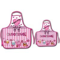 Melay Bebeğimle Mutfakta Mutfak Önlüğü