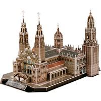 Cubic Fun 3D Puzzle 101 Parça Santiago De Compostela Katedrali - İspanya