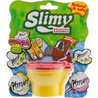 Slimy Slime Çılgın Vıcıklar Mini Ooops Toilet Bowl Sarı 60 Gr
