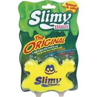 Slimy Slime Çılgın Vıcıklar Original Blistercard 150 Gr Sarı