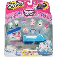 Shopkins Cicibiciler Moda Şöleni Frosty Fashion Oyun Seti