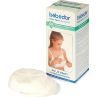 Bebedor Polietilen Dış Yüzeyli Göğüs Pedi 40'Lı Paket