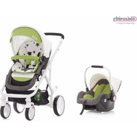 Chipolino Etro Lime Travel Set Bebek Arabası