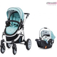 Chipolino Nina Aqua Travel Set Bebek Arabası