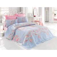 Cotton Box Ranforce Complete Set Sofi Mavi Çift Kişilik