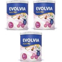 Evolvia NutriPRO 3 Devam Sütü 800 gr - 3'lü