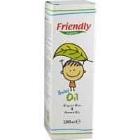 Friendly Organic Bebek Yağı 100 Ml