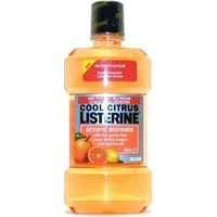Listerine Cool Citrus Portakal Aromalı Gargara 500 Ml