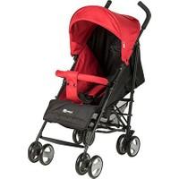 Prego 2094 Bruno Bebek Arabası Kırmızı