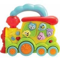 Prego Toys Animal Train