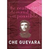decArtHOME Che Guevara F Poster (30 x 42 cm)