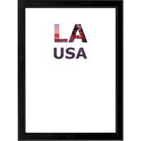 decArtHOME Los Angeles Anı Çerçevesi (30 x 40 cm Siyah)