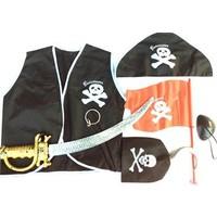 Partypark Korsan Kostüm Seti (3 - 9 Yaş)