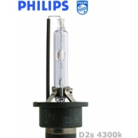 D2S Orjinal Philips 4300k Xenon Ampul (adet)