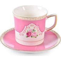 Cutechef Kitchen 6'Lı Porselen Kahve Seti