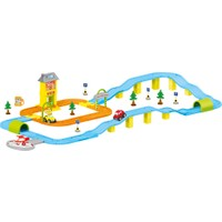 Dolu Toy Factory Büyük Şehir Otoyol Seti