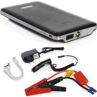 Codegen Powerx JS-80 12V Akü Takviye Cihazı + Powerbank + Led Işık (Siyah)