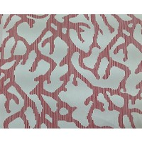Marburg 6248-42Kırmızı-Beyaz Desenli Duvar Kağıdı