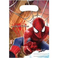 HKostüm The Amazing Spiderman Parti Hediye Çantası