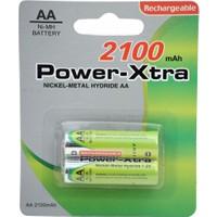 Power-Xtra Aa Kalem 2100 Mah Pil 2Li Blister