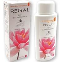 Regal Natural Beauty Yüz Temizleme Sütü 200Ml Normal Ve Karma Ciltler İçin