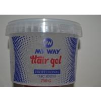 My Way Professıonal Saç Jölesi 750 Gr