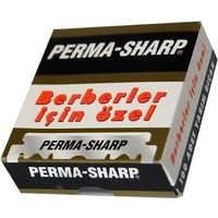 Perma-Sharp Berberler İçin Özel 100 Adet Yarım Jilet
