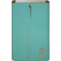 Gp Gp781 Portable Powerbank Li-Po 8000 Mah Harici Batarya Mavi