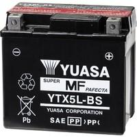 Yuasa Ytx5L-Bs 12V 4 Ah Süper Mf Motorsiklet Aküsü