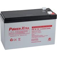 Power-Xtra 12V 9 Ah Bakımsız Kuru Akü