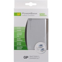 Gp Gpfp05Mse-2B1 Powerbank Li-İon 5000 Mah Harici Batarya