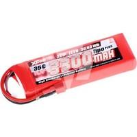 Xcell Plus 11.1V 3300Mah 3S1P 35C Li-Polymer Pil
