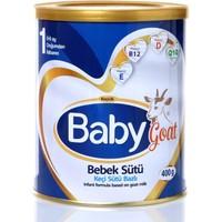 Baby Goat 1 Keçi Sütü Bazlı Bebek Sütü 400 gr
