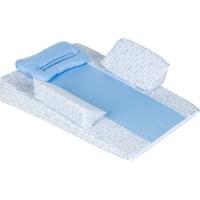 Pierre Cardin Bebek Reflü Yastığı - Mavi