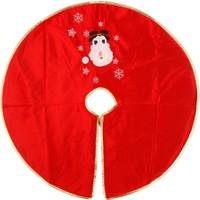 KullanAtMarket Noel Baba Yılbaşı Ağaç Altı Örtüsü 35Cm